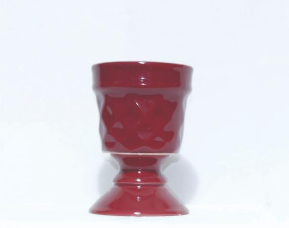 Taça Canelada - Vinho Marsala