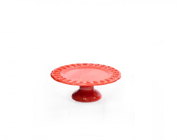 Boleira Elos P - Vermelho
