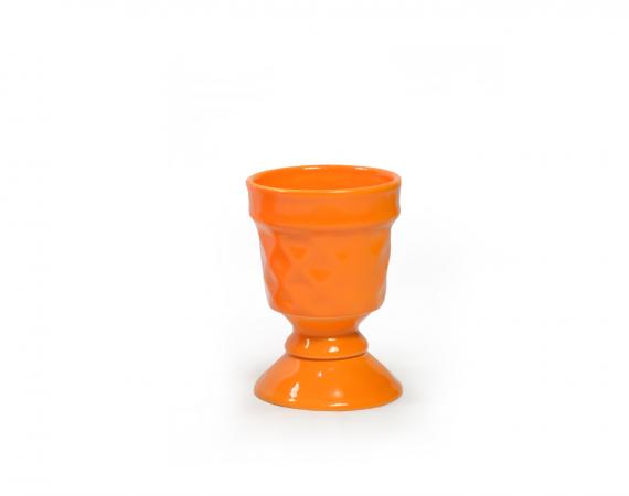 Taça Canelada - Laranja
