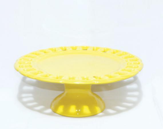 Boleira Elos G - Amarelo