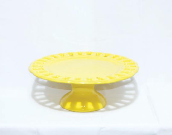 Boleira Elos M - Amarelo