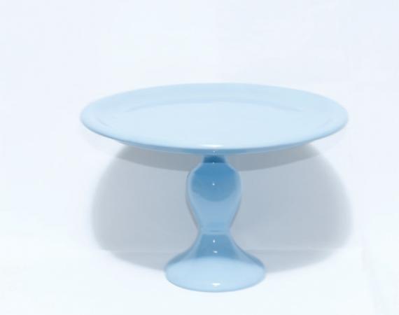 Boleira Lisa Alta - Azul Claro