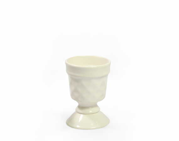 Taça Canelada - Branco